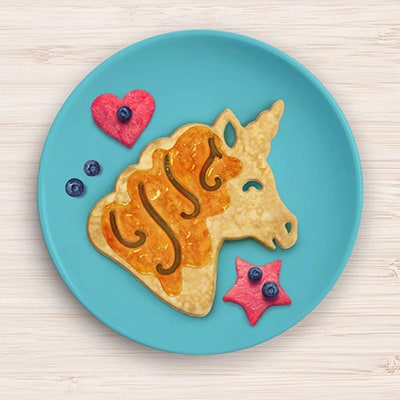 Unicorn Pancake Mold.