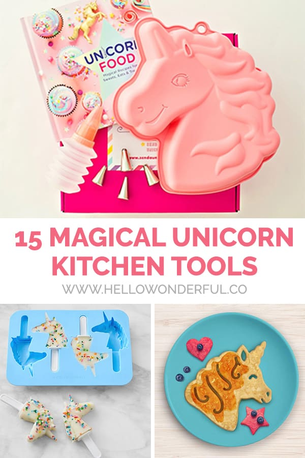 15 Unicorn Kitchen Tools To Make Your Baking and Cooking More Magical.