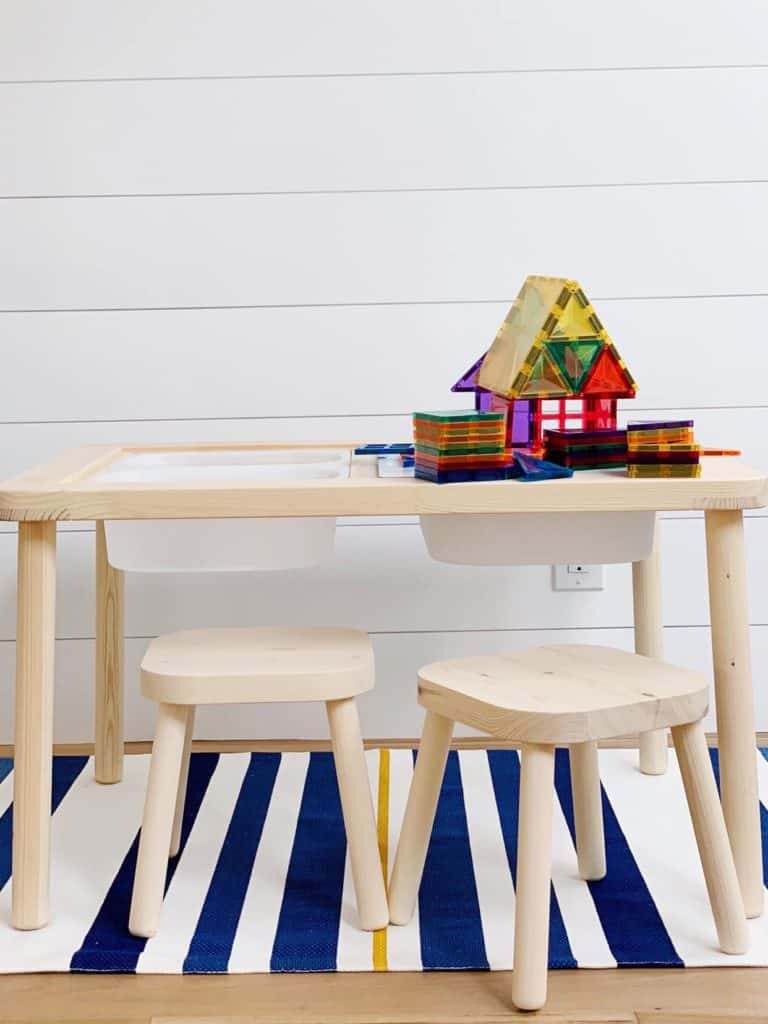 FLISAT IKEA SENSORY TABLE