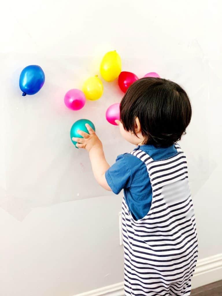 balloon sensory activity