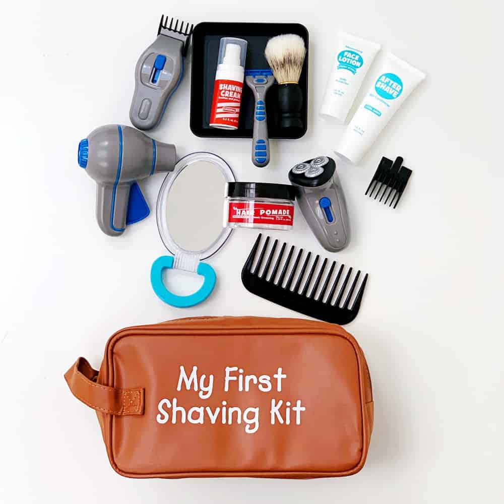 my first shaving kit by Lakeshore Learning Toy for kids