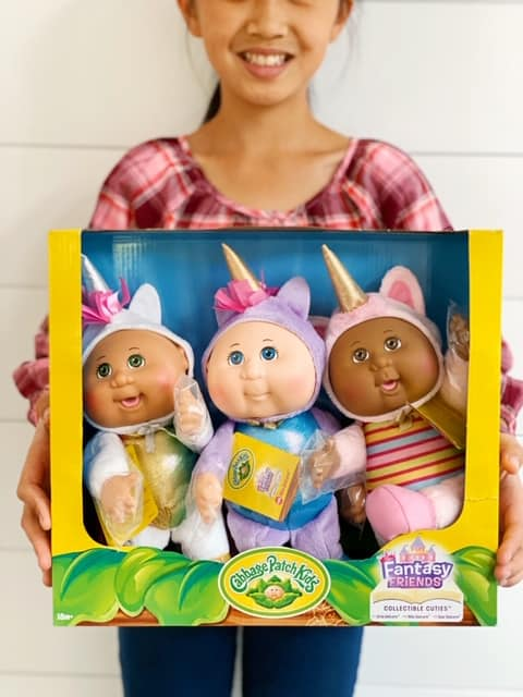 Costco Cabbage Patch Dolls 3 Pack - fantasy friends