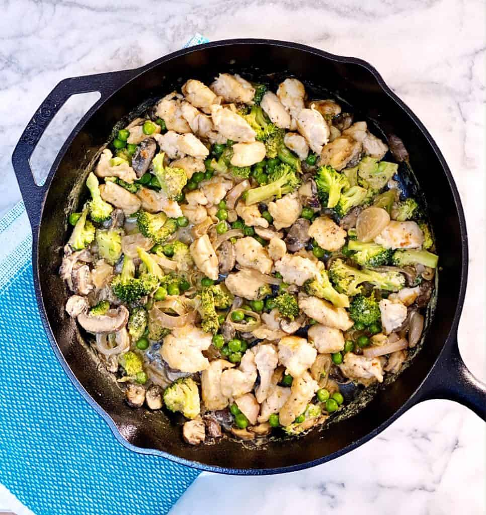 LET YOUR KIDS COOK DELICIOUS MEALS WITH HOME CHEF - Chicken Marsala