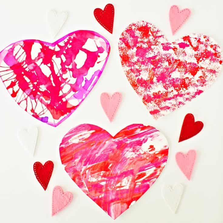 VALENTINE ART PROJECTS FOR KIDS VIDEO