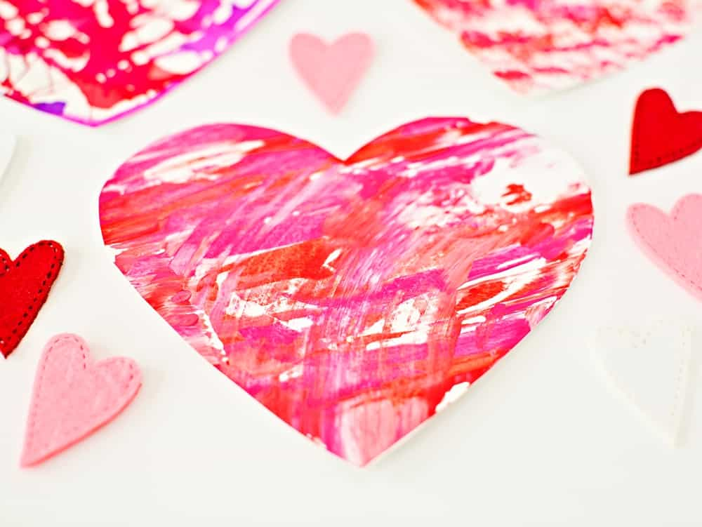 Easy Valentine Arts and Crafts Projects for Kids