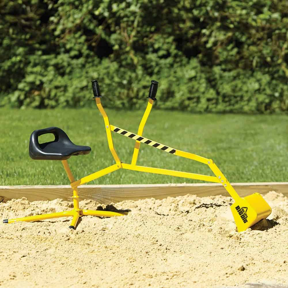 Sand Digger Excavator Toy for Kids
