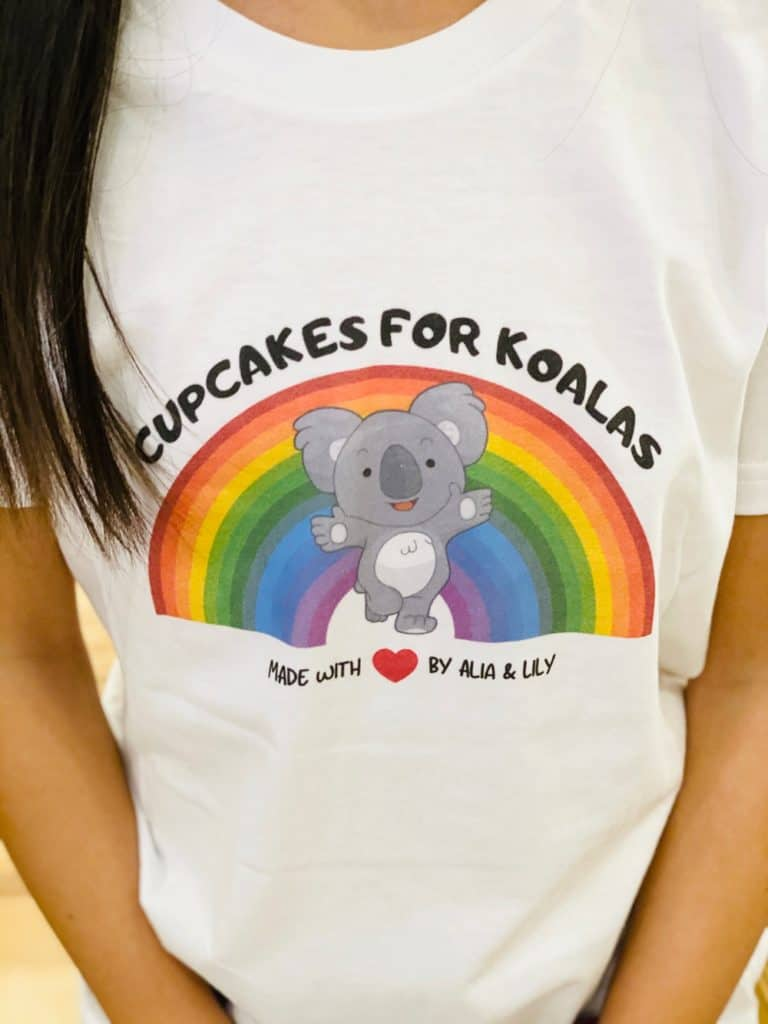 Cupcakes For Koalas raises money for the Australian Fires. Started by two young kid bakers.