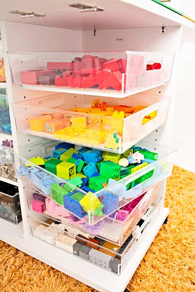 LEGO Storage bins
