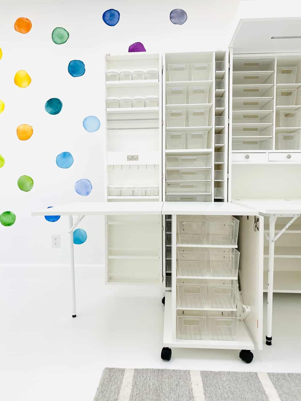Dreamcart by Create Room one leaf shown