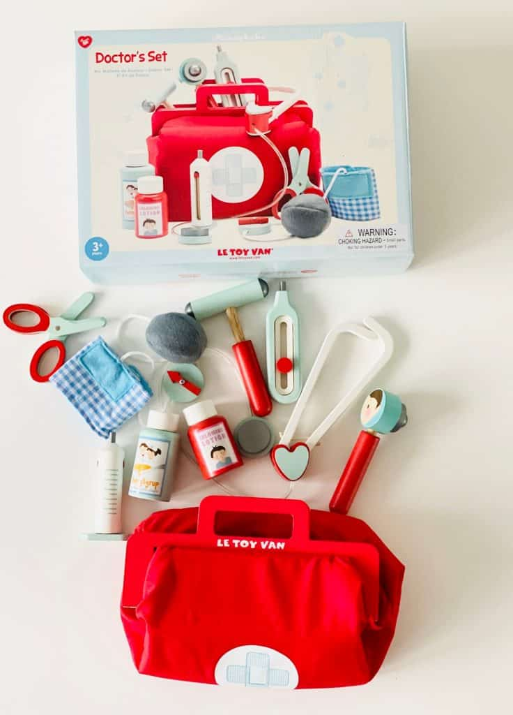 Doctor Pretend Play Toy Set
