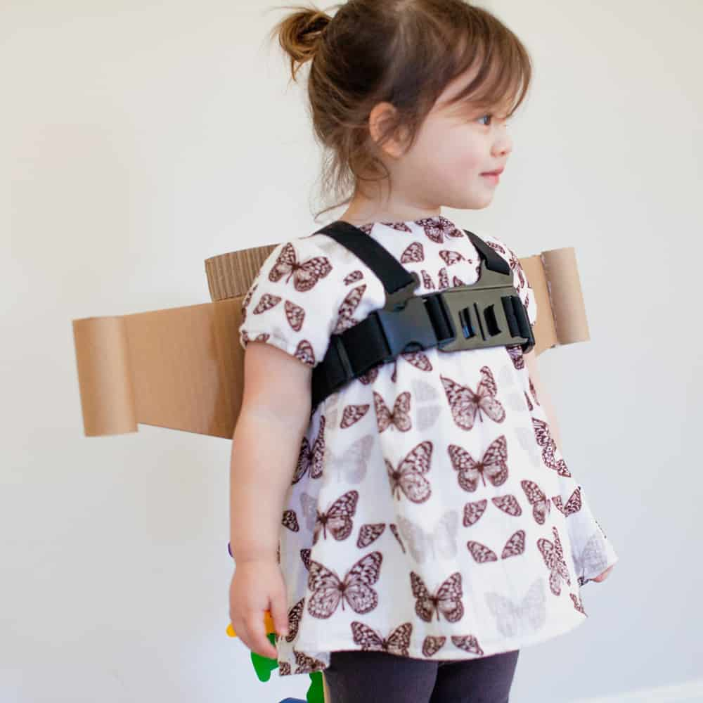 space astronaut rocket jet pack costume for kids