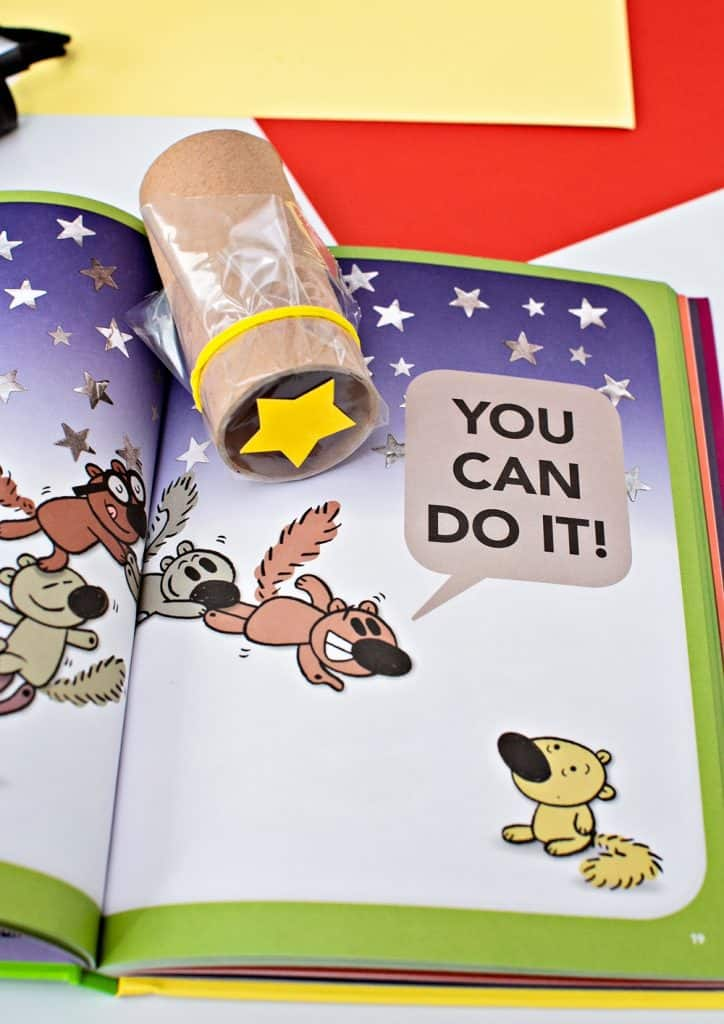 Unlimited Squirrels: I Want to Sleep Under the Stars! book craft