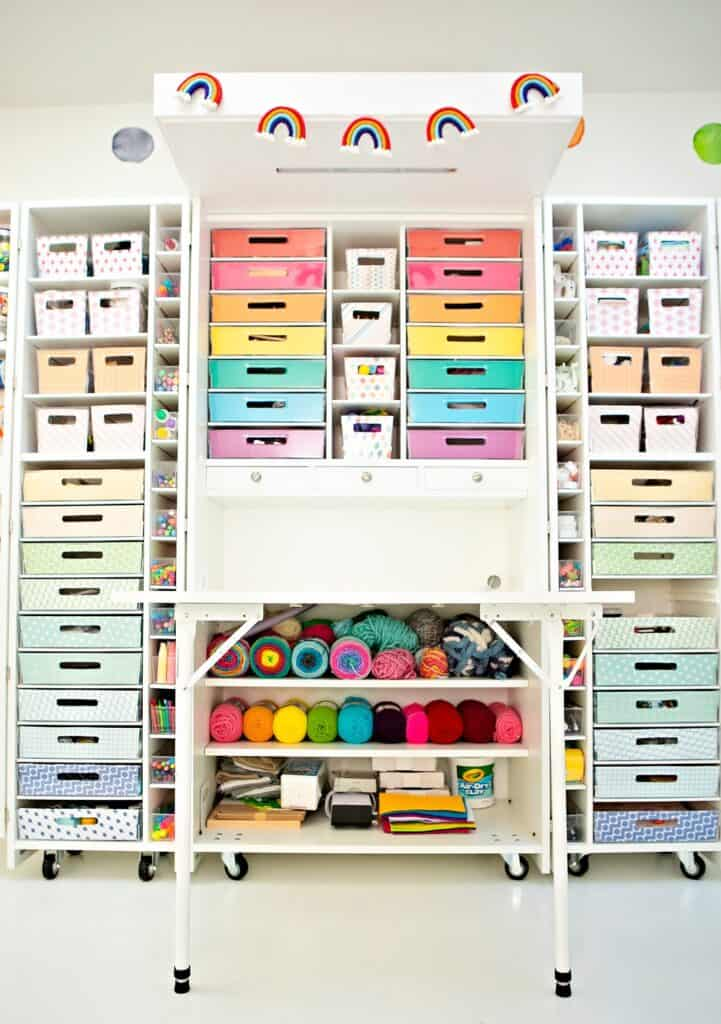 DreamBox Craft Storage Room Organizer by Create Room