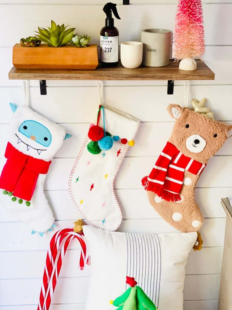 Cute Christmas Kids Stockings