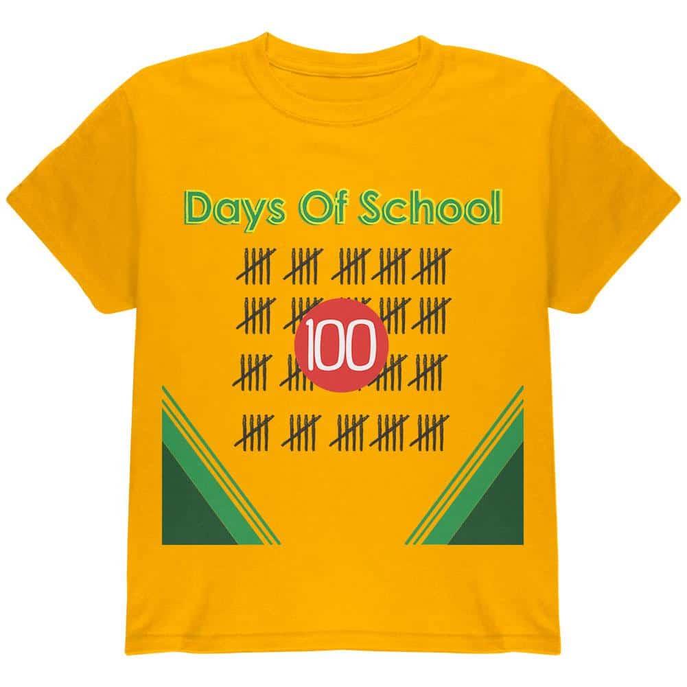100 days of school shirt ideas