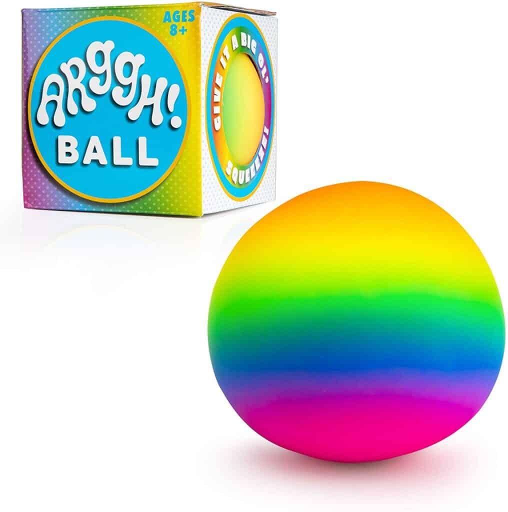 arggh stress ball