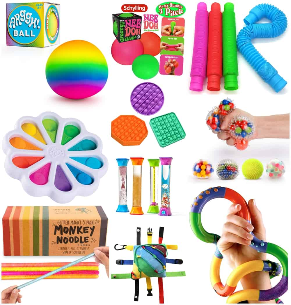best sensory toys for kids