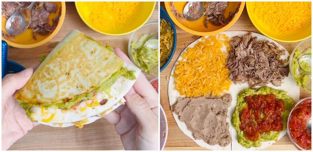 best tiktok tortilla wrap recipes