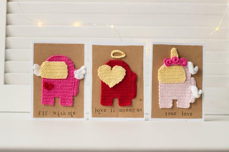 Crochet Among Us