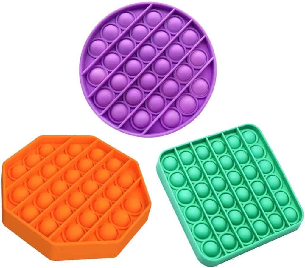Push Pop Bubble Sensory Toy for Kids