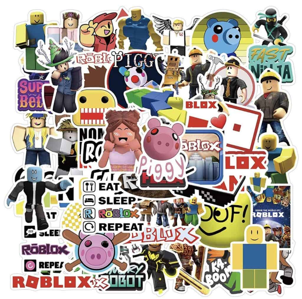 roblox stickers
