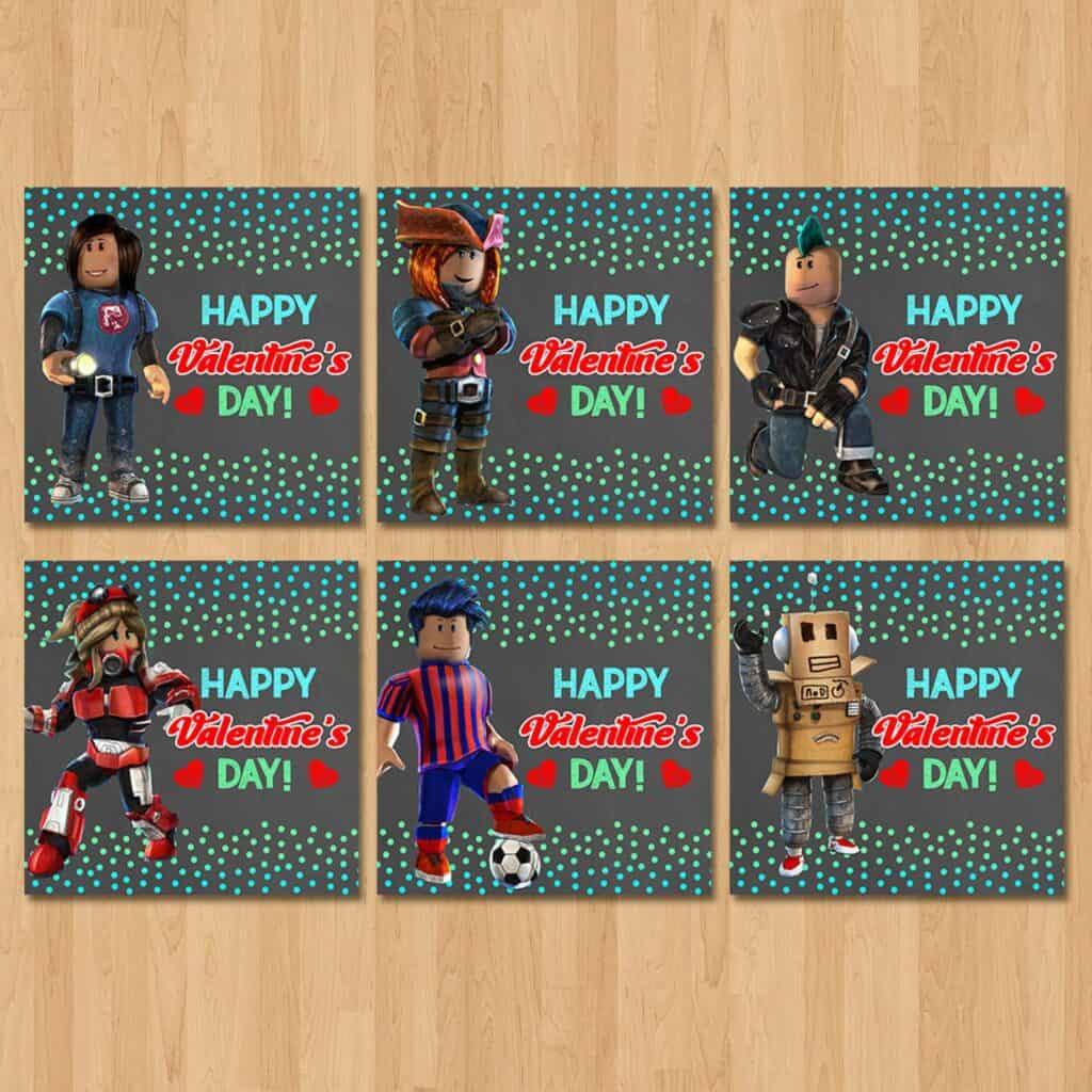 roblox valentine cards