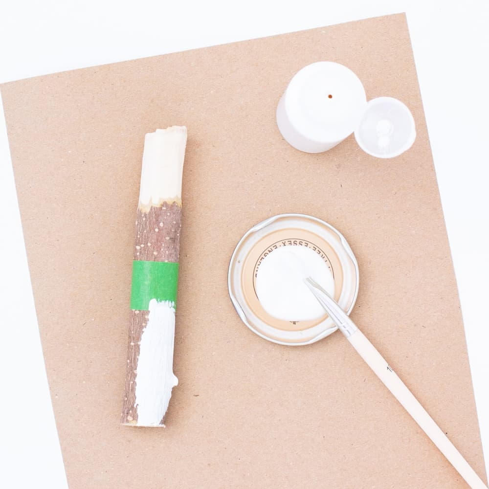 nature stick craft kids