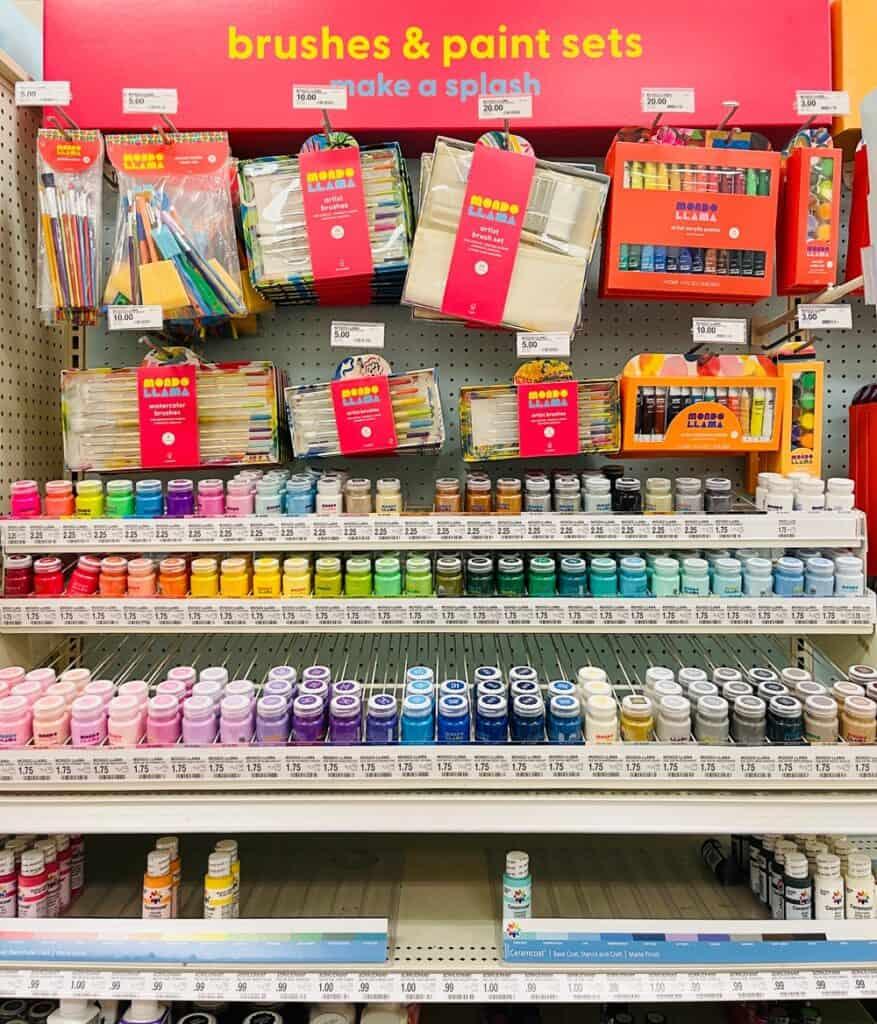 Target's New Mondo Llama Arts and Crafts Line
