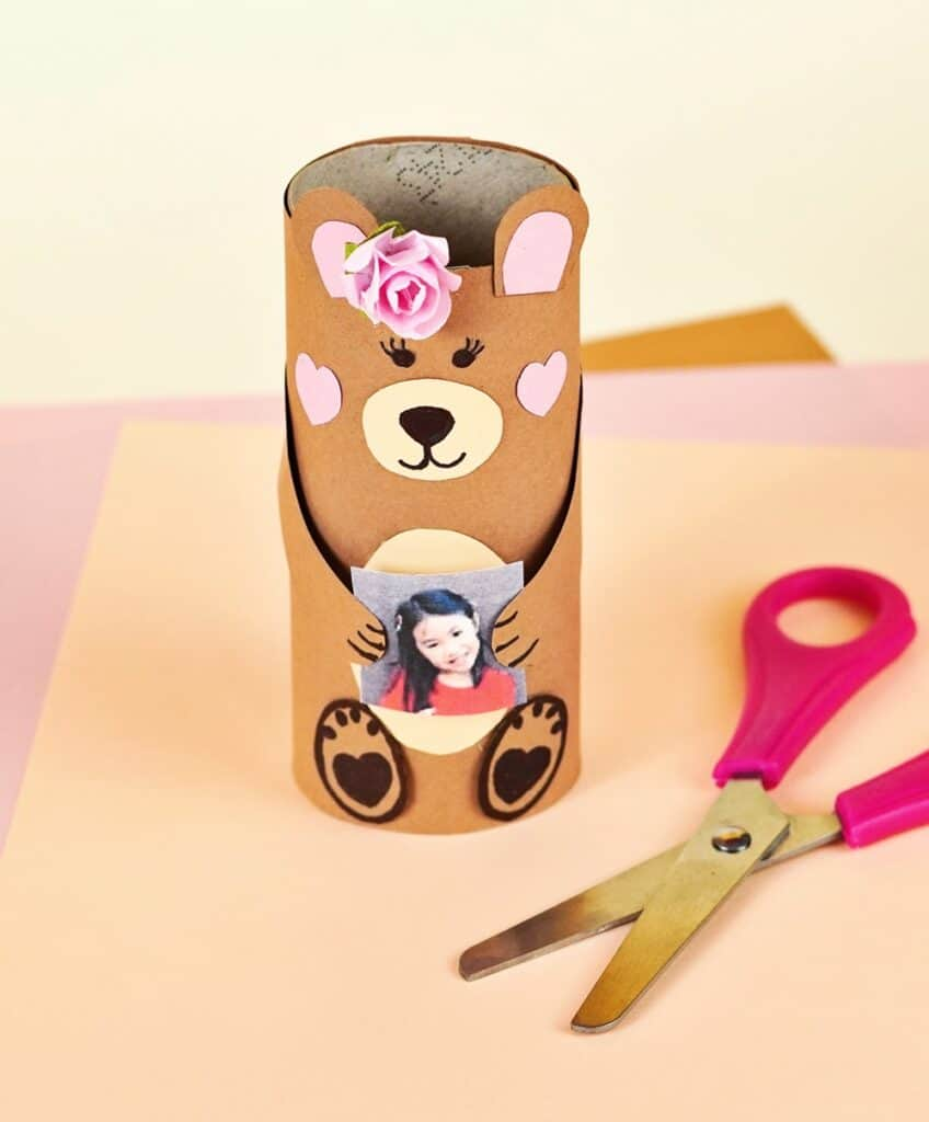 MAMA BEAR CRAFT FOR KIDS