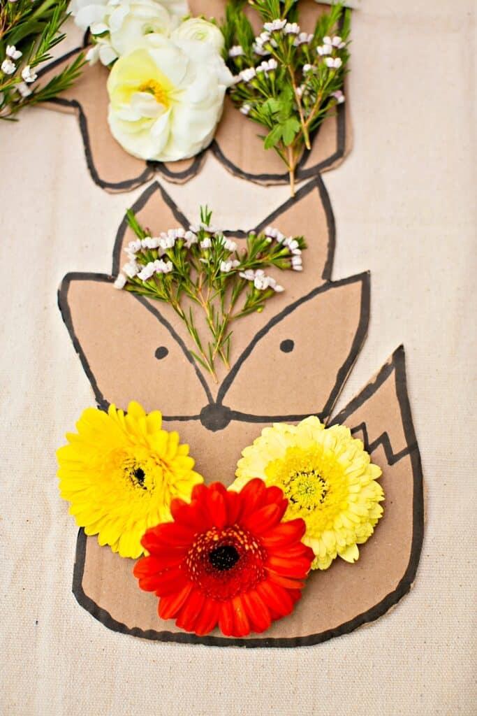 FLOWER ANIMAL NATURE CRAFT