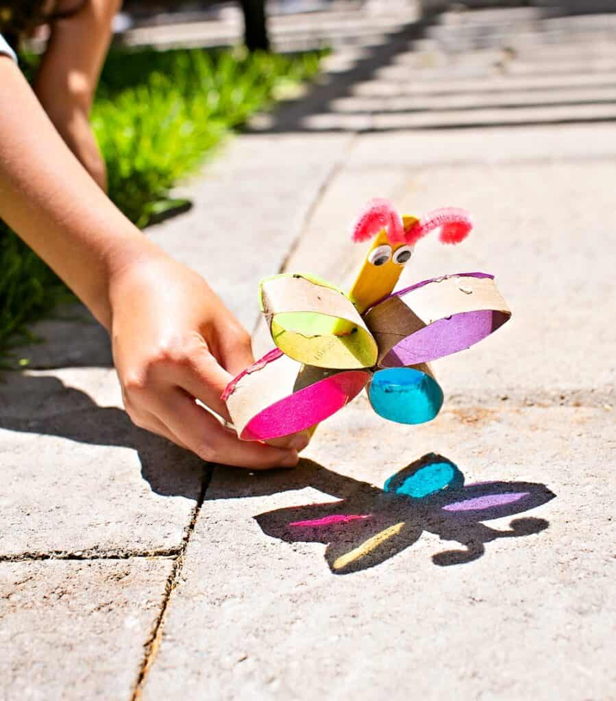suncrafter craft for kids butterfly