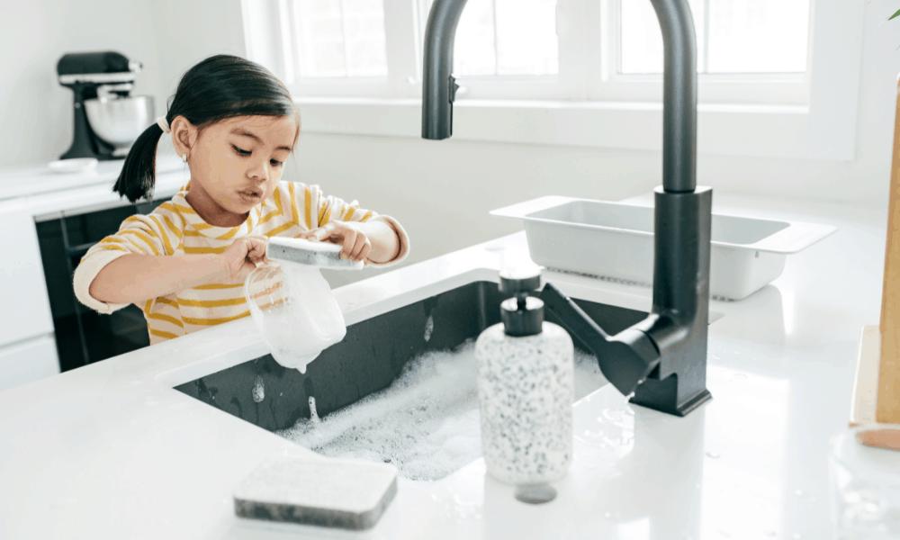 kids chores success