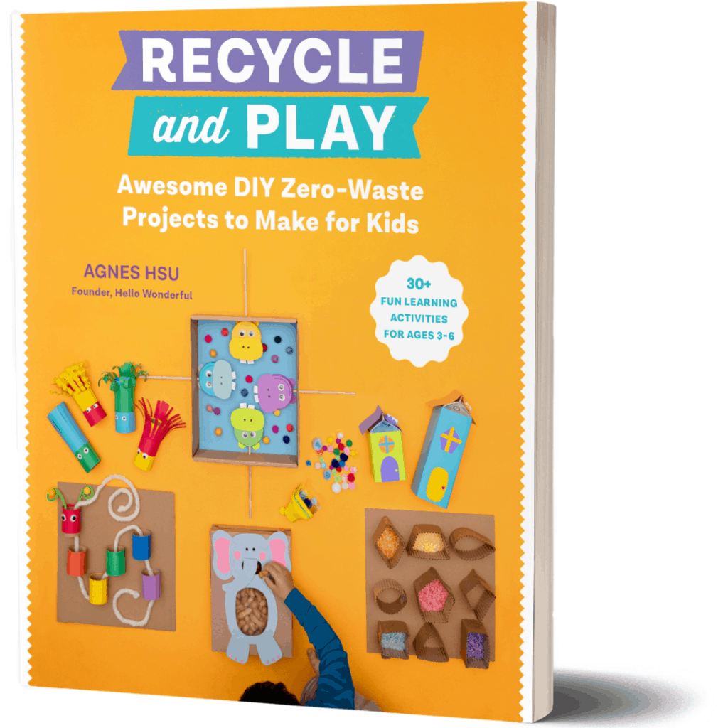 Recycle and Play Book